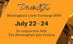 Birmingham Lindy Exchange 2016